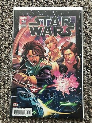 Marvel Comics Star Wars #56 (Vol. 2)