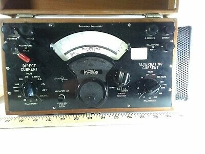 Antique Sensitive Research Instrument Corp. Universal Polyranger 1959