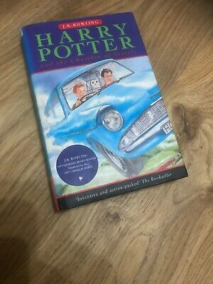 Harry Potter, Chamber of Secrets, J.K Rowling, First .1st Edition 2nd Print