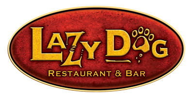$50 Lazy Dog Restaurant & Bar Gift Card - 23% OFF (INSTANT EMAIL DELIVERY ONLY)