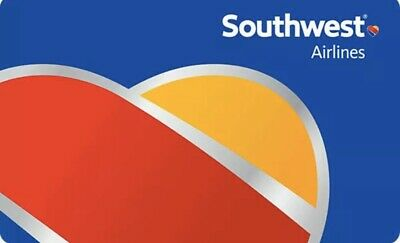 $200 ( two $100) Southwest Airlines LUV Voucher