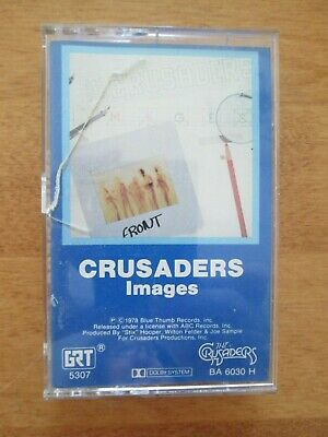 Cassette Tape  Crusaders - Images    Buy It Now  $1.00   Shipping  $4.00/$1.00