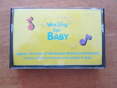 Cassette Tape   Wee Sing - For Baby    Buy It Now $1.00  Shipping $4.00/$1.00