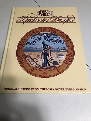 Needlepoint Designs - Original Designs From Iowa Governors Mansion