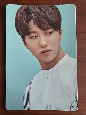 SF9 CHANI CN #2 Authentic Official PHOTOCARD Breaking Sensation 2nd Album