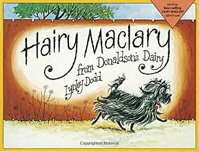 HAIRY MACLARY FROM DONALDSON'S DAIRY By Lynley Dodd **Mint Condition**