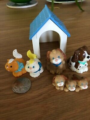 FISHER PRICE - Loving Family Pets and Kennel