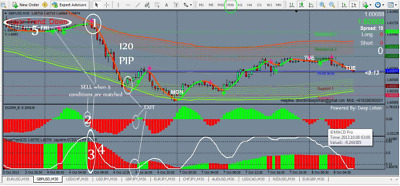 Forex Line Indicator and  Advance pro-Trading System 90% Accurate (mt4)