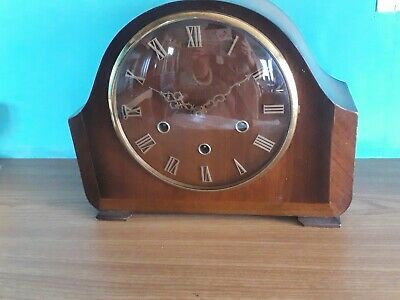Smiths Westminster Chiming Mantel Clock