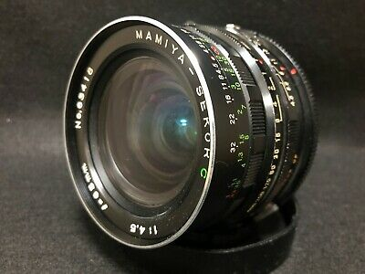 【Excellent+++】 MAMIYA SEKOR C 65mm f/4.5 Lens for RB67 Pro S SD from Japan #2051