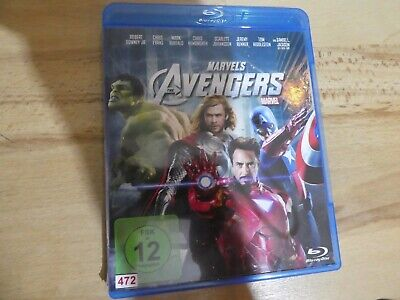 The Avengers (2012). als Blu-ray