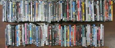 Various DVDs/Blu-Rays