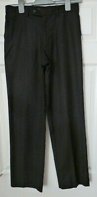 Boys Black Trousers Age 12 years / 152cm FLIPBACK Hardly Worn