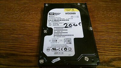 Wd2000 200Gb Ide Hard Drive