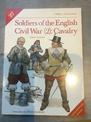 Osprey Elite Soldiers Of The Civil War 2 Cavalry