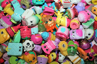 10 20 30 50 100Pcs Random shopkins COLLEGGTIBLES Figure no duplicate