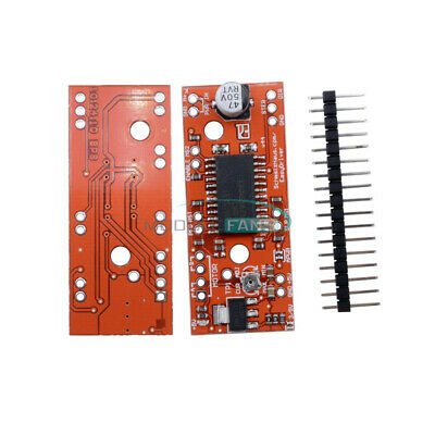 EasyDriver Shield A3967 V44 Stepping Stepper Motor Driver Module For Arduino