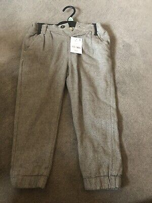 Boys Next Trousers Age 4-5 Years BNWT