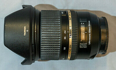 Tamron 24-70mm F2.8 Di USD Lens for Sony Alpha