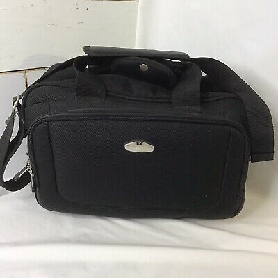 Ricardo Beverly Hills Carry On Shoulder Tote Bag, Over Luggage Black Style 3516