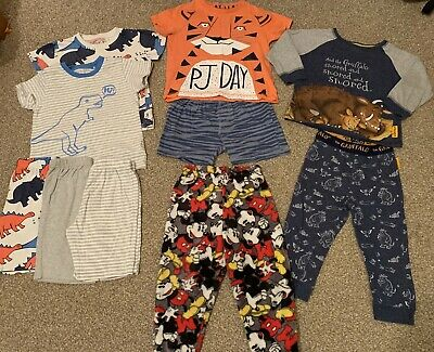 Boys Pyjama Bundle 2-3 Years NEXT, Disney Etc