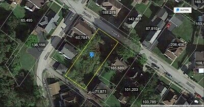 IMPROVED LOT in BROWNSVILLE BOROUGH, FAYETTE COUNTY, PA - REDUCED TO SELL!