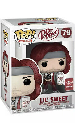 **Free Funko Code** Funko POP! Ad Icons Dr. Pepper Lil Sweet #79 Exclusive NEW