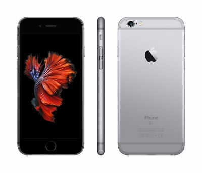 New & Sealed - Apple iPhone 6s - 32GB - Space Gray - Straight Talk - Prepaid