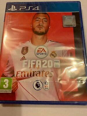 FIFA 20 (PS4) Game **BRAND NEW** Sealed