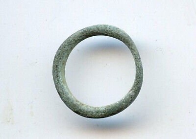 Authentic ancient Celtic ring money (16mm), 800-500 BC, Central Europe (ex-CNG)