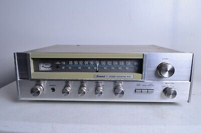 Sansui 1010 Stereo Receiver