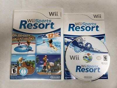 Wii Sports Resort (Nintendo Wii, 2009) DAILY SHIPPING
