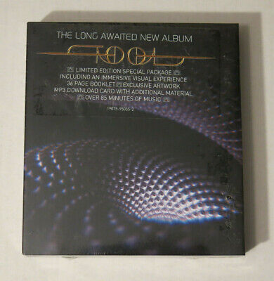 Tool - Fear Inoculum - Limited Edition CD/Video Package
