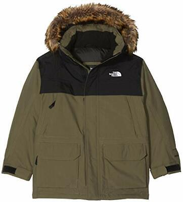 Bnwt The North Face Mcmurdo Parka Coat Size L Boys 14-16 Years
