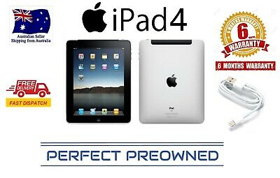 iPAD 4TH GEN 16GB WI-FI +CELLULAR GRAY COLOR (FREE EXPRESS SHIPPING-AS NEW)
