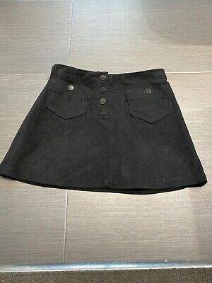 Girls Next Faux Suede Skirt Age 11 Years