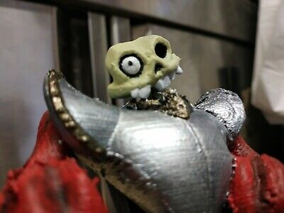 Medievil Sir Daniel Fortesque Ps1 Remake Figure Ps4