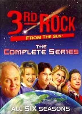 3rd Rock from the Sun: Complete Series (17-DVD)