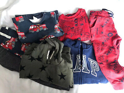 Boys 2-3 Years  Outfit Bundle Digger Next