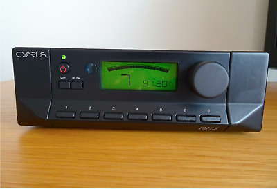 Cyrus FM7.5 Stereo tuner excellent condition,