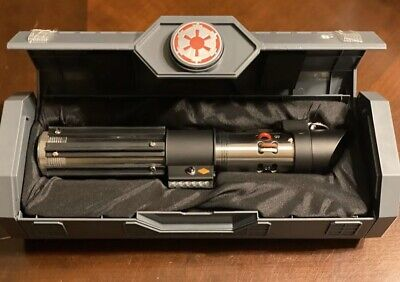 Star Wars Disney Galaxy's Edge DARTH VADER Legacy Lightsaber Hilt (No Blade)