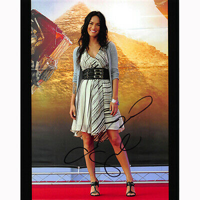 Megan Fox (31686) - Autographed In Person 8x10 w/ COA
