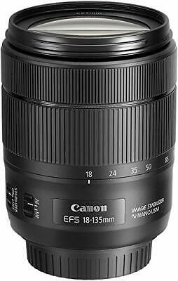 NEW USA Canon EF-S 18-135mm f/3.5-5.6 IS Nano USM Standard Zoom Lens 1276C002