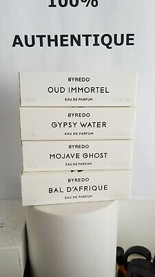 "🎁PROMO 🎁Lot De 4 Parfums ""BYREDO""👍( 4 ×12ml Voir Desc..⚠️)"