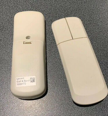 ThyssenKrupp Levant Call And Send Stairlift Remote Controls Pair