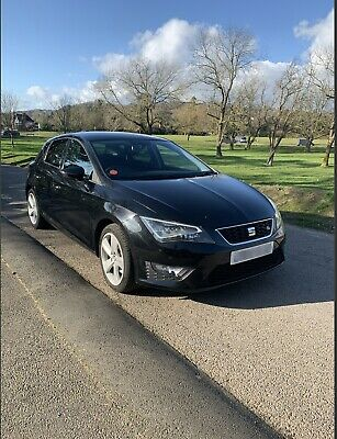 2014 SEAT LEON FR TECHNOLOGY 2.0TDI AUTO Salvage Unrecorded READ IN FULL - MINOR
