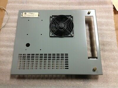 "A-B 2100 Centerline 12"" Motor Control Center Door MCC Vented w/4"" Fan"