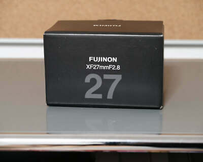FUJIFILM Fuji Fujinon XF 27mm F/2.8 -Near Mint- #70