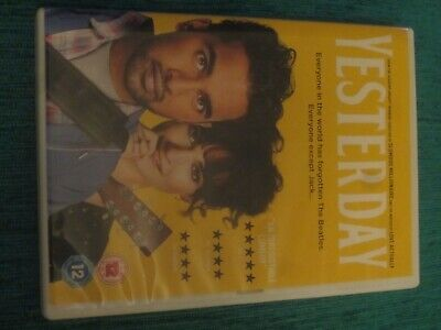 Yesterday [DVD] FAST FREE UK POST