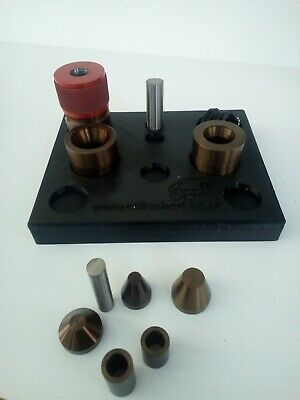 Coin Ring Punch and Folding Cone Set